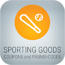 Sporting Goods Coupons-I'm In!