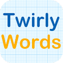 Twirly Word icon