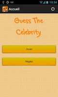 Screenshot of Guess Celebrities Lite