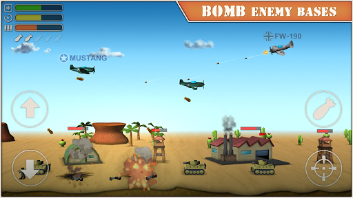 Sky Aces 2 - screenshot