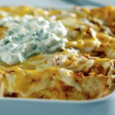 Low Fat Chicken Enchiladas