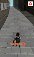 Screenshot of Jai Runner Game