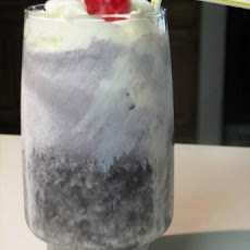 Frosty Fruit Float