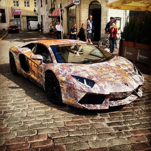 Lamborghini ARTventador