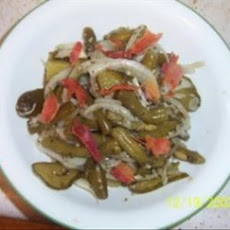 Dottie's Green Bean Salad