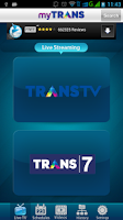 Screenshot of myTRANS