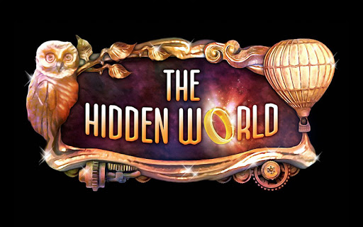 The Hidden World - screenshot