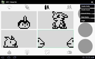 Screenshot of VPET