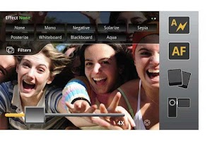 Screenshot of PRO Zoom Camera 5X
