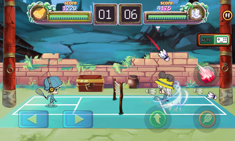 Badminton Star Screenshot 1