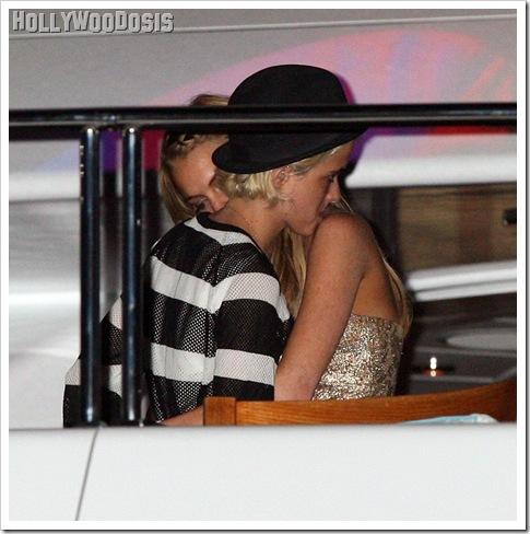 Fotos confirman que Lindsay Lohan es lesbiana