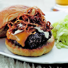 Michael Schlow Burger Recipe