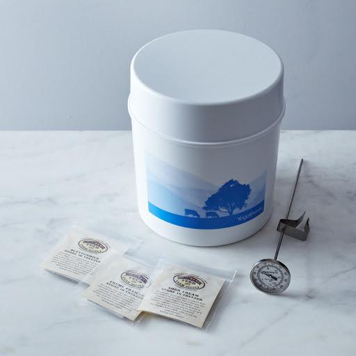 DIY Sour Cream/Creme Fraiche/Buttermilk Kit