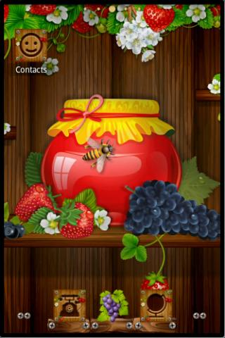 ADW Theme Fruits and Berries