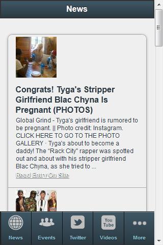 【免費社交App】Tyga Fan App-APP點子