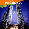 Kuala Lumpur Street Map icon