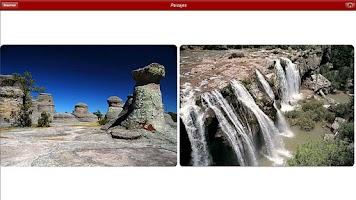 Screenshot of Durango Turistico