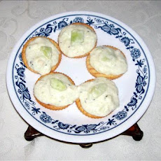 Quickie Cucumber Tea Sandwiches