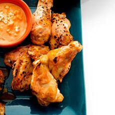 Baked Spicy Yogurt Wings