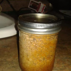 Banana Bread in a Jar