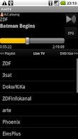 Screenshot of AndTV