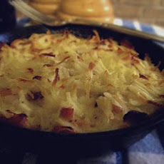 Ham and Eggs Bake-Betty Crocker