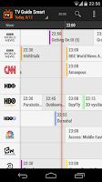 Screenshot of TV Guide Smart