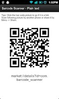 Screenshot of Barcode Scanner Handy Shopping
