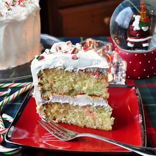 Candy Cane Cake Recipes