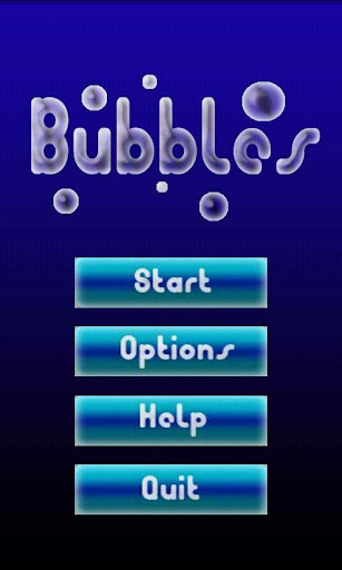 Bubbles Demo