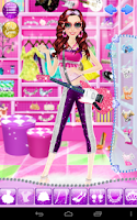 Screenshot of Star Girl Salon