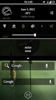 Screenshot of Lucid CM11 AOKP Theme