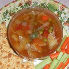 Diet Veggie Soup
