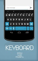 Screenshot of Siine Shortcut Keyboard