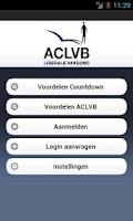 Screenshot of ACLVB