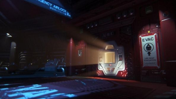 Alien: Isolation - Creative Assembly making an Alien game they want to play