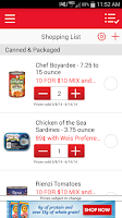 Screenshot of Weis Markets