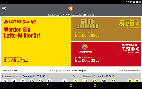 lotto24 apk