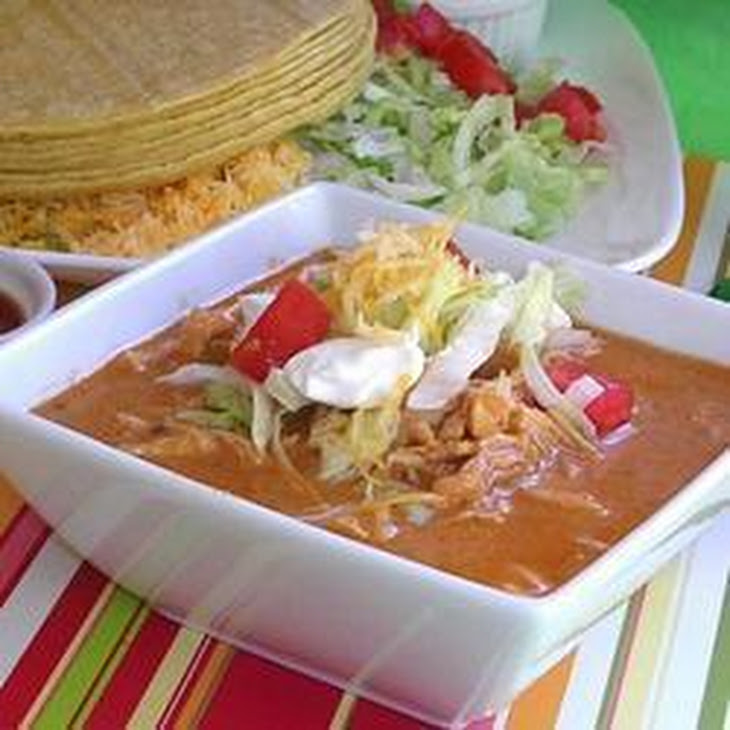 perfect chicken enchilada soup from allrecipes uk 3