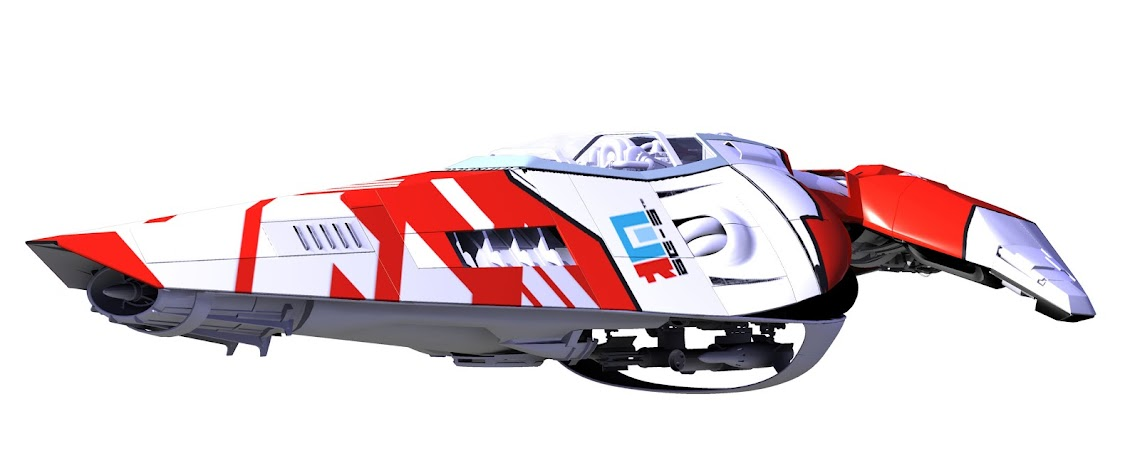 WipEout Pure Artwork