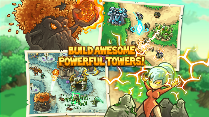 Kingdom Rush Origins - screenshot