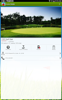 Screenshot of Diablo Golf Handicap Tracker