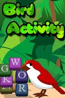 Screenshot of Bird Activity Game
