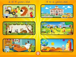 Screenshot of Luca Genius - Preschool