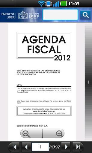 Agenda Fiscal Digital 2012