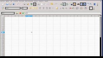 Screenshot of xvncpro: XFree86 X/X11 server
