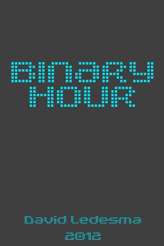 Binary Hour