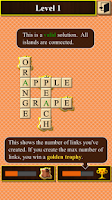 Screenshot of Word Bridge - Word Link Puzzle