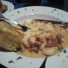 Creamy Grits With Shrimp