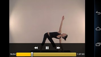 Screenshot of Video Yoga - Ashtanga